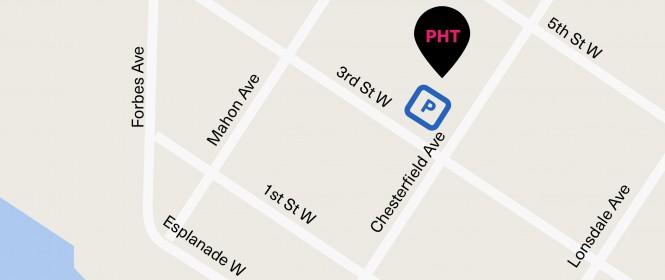PH map MKH