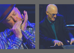 Keith Bennett & Miles Black Pay Tribute to Toots and Stevie and Beyond @ Presentation House Theatre