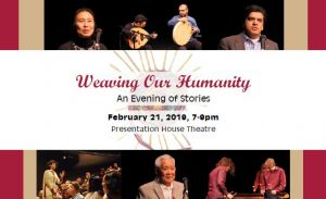 Weaving Our Humanity @ Presentation House Theatre