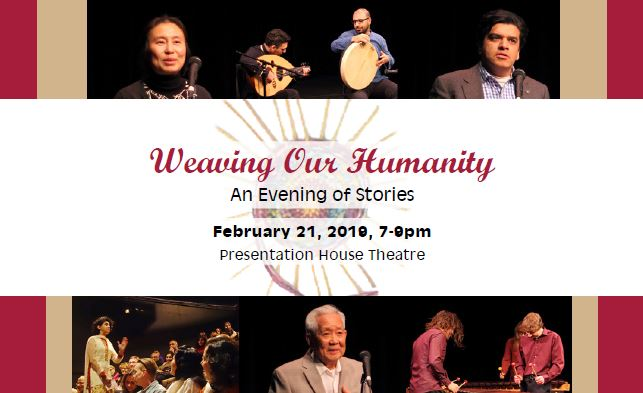 Weaving Our Humanity <br> February 21 2019