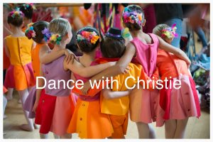 Dance with Christie @ Anne MacDonald Studio