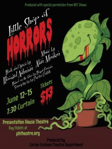 Little Shop of Horrors @ Presentation House Theatre