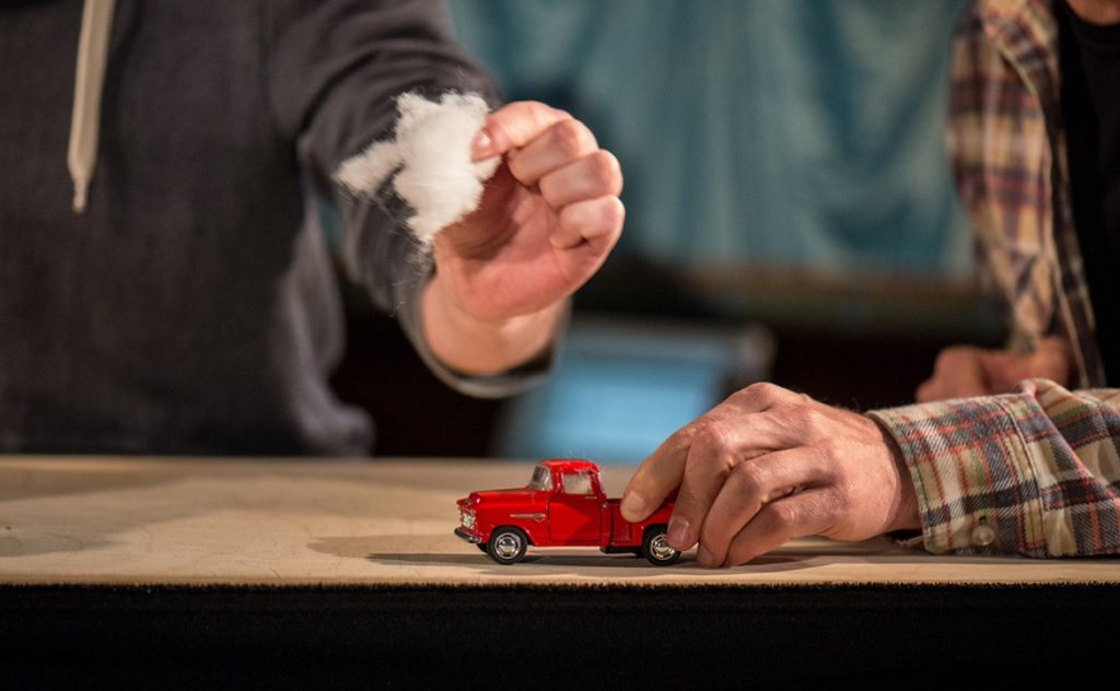 The Continuing Story of Jimmy Jones and his Heavenly Truck <br> Feb 5 & 7, 2020