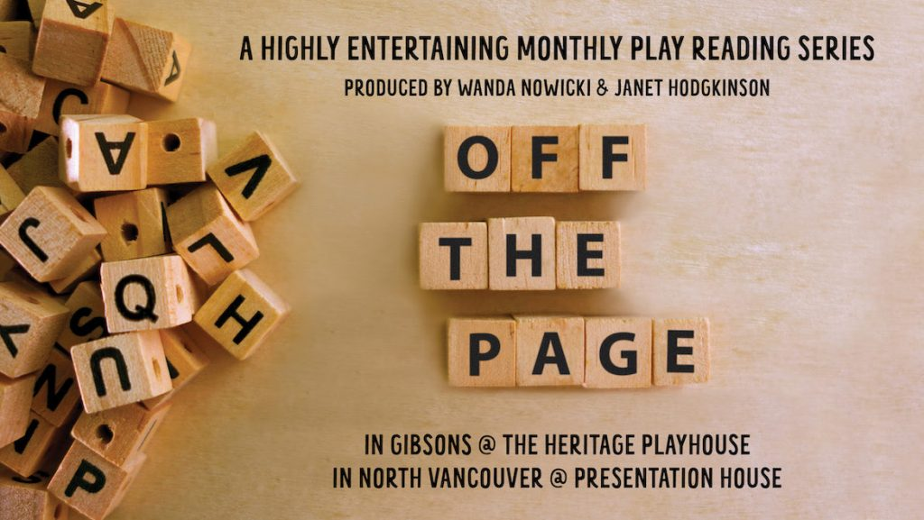 Off the Page Play Reading Series <br>Lowest Common Denominator – Nov 22, 2020
