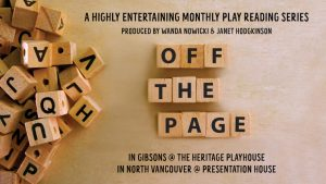 Off the Page: The Replacement Wife @ Presentation House Theatre