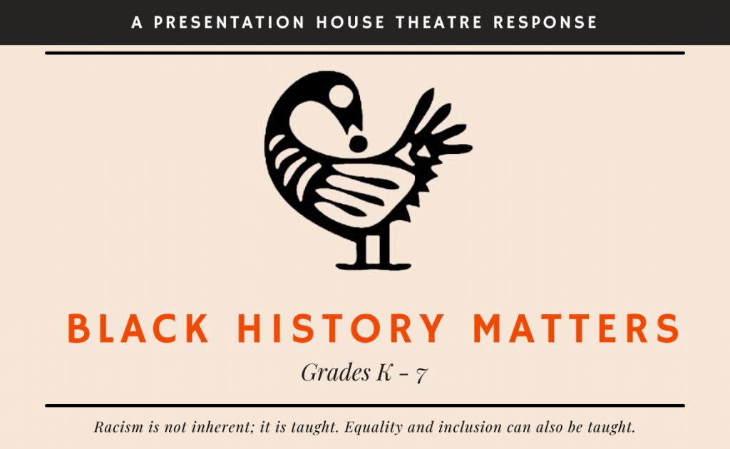 Black History Matters <br> Grades K – 7